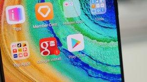 Huawei P40, Pro, Lite, Mate 30 Pro & Co.: Google Play Store & Apps installieren – so geht's