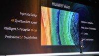 Mehr als nur ein Smart-TV: Huawei Vision mit Harmony OS vorgestellt