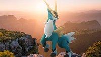Pokémon GO: Erstes Legendary der fünften Generation bald verfügbar