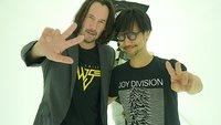 Death Stranding: Kojima möchte mit Keanu Reeves arbeiten, vielleicht bei Fortsetzung