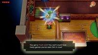 Zelda - Link's Awakening: Tauschgeschäfte - Item-Fundorte für den Bumerang