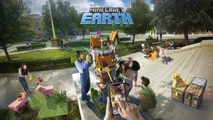 Minecraft Earth: Alle Infos zum AR-Mobile-Spiel