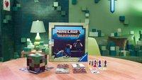 Minecraft: Vom Bildschirm auf den Wohnzimmertisch - Ravensburger veröffentlicht ein Brettspiel für alle Pixelbauer