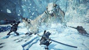 MHW Iceborne für den PC: Mein Ausflug in die einsame Kälte