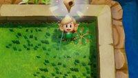 Zelda - Link's Awakening: Alle Zaubermuscheln - Fundorte