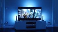 Philips Hue Play HDMI Sync Box im Hands-On-Video: Ambilight bei jedem Fernseher nachrüsten
