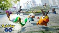 Fünfte Generation in Pokémon GO: Jetzt gibt es auch Pokémon aus der Unova-Region