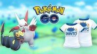 Pokémon GO: Holt euch Pantimimi zum Tourismus-Event