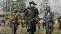 """Red Dead Redemption 2 Online: Update und """"PS Plus""""-Geschenk im September"""