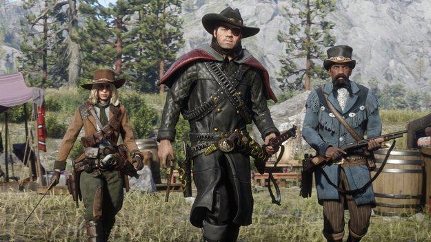 Red Dead Redemption 2: Drei neue Klassen im Summer-Update