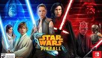 Tisch- statt Machtstoß: Wir haben Star Wars Pinball ausprobiert