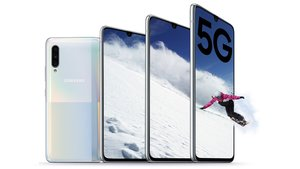 Samsung Galaxy A90 im Preisverfall: 5G-Handy zum Schleuderpreis
