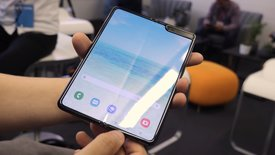 Samsung Galaxy Fold 5G im Hands-On-Vi...