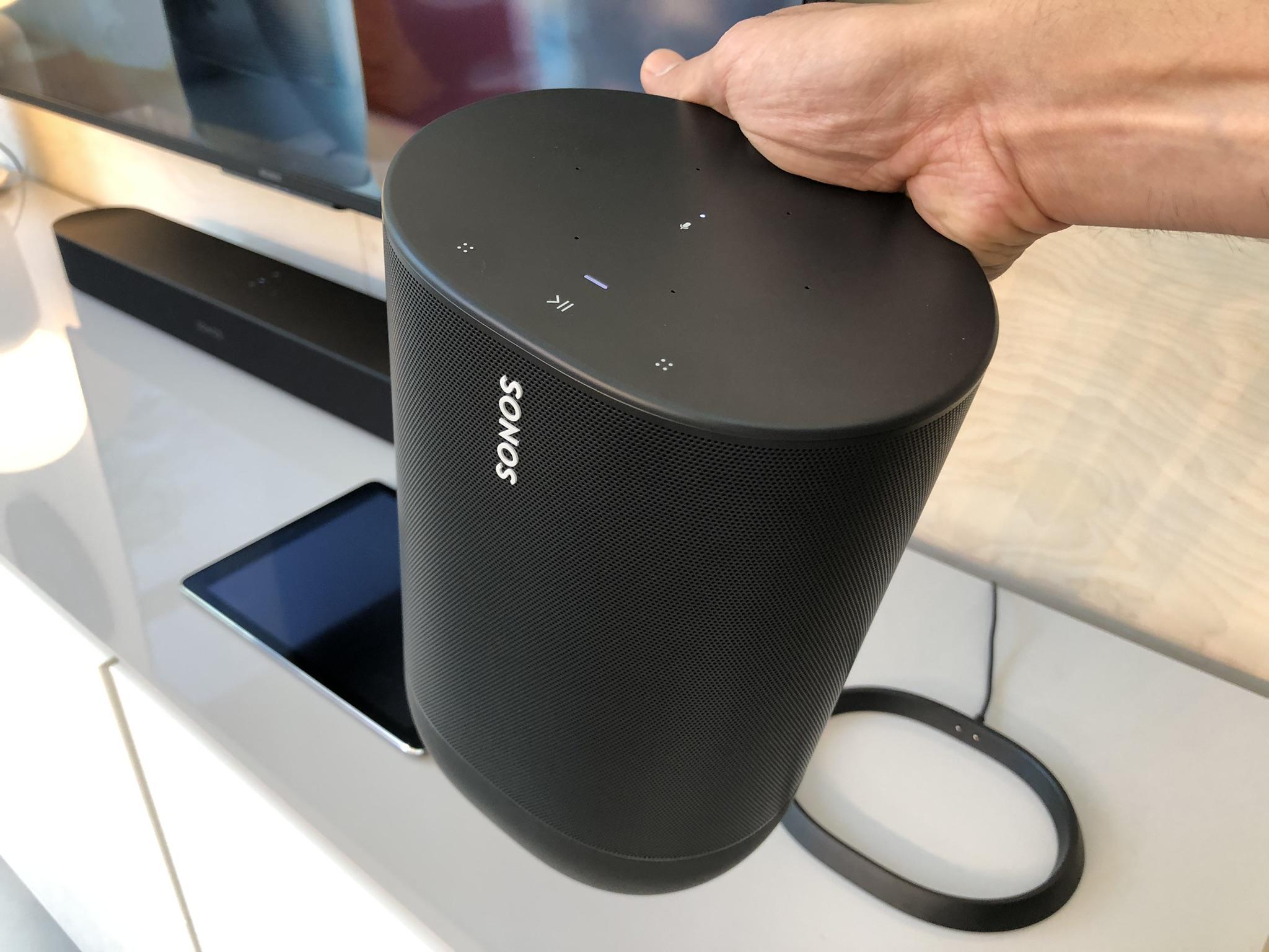 Sonos zum Mitnehmen: Neuer Lautsprecher mit Bluetooth und ...