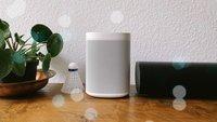Sonos One im Angebot: Premium-Lautsprecher als Doppelpack besonders günstig