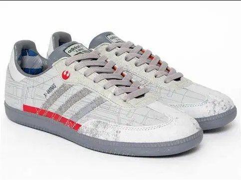 Adidas bringt neue Star Wars Sneaker auf den Markt |