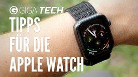 Tipps für die Apple Watch