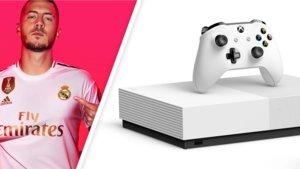 Xbox One S im Preisverfall: All Digital Edition der Konsole mit FIFA 20 und mehr zum Bestpreis