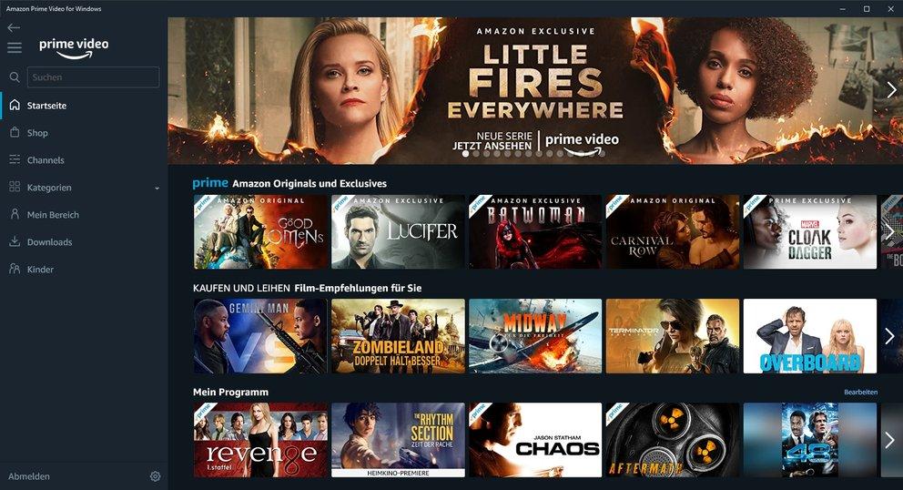 Amazon Prime Auf Dem Fernseher Schauen