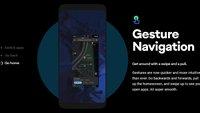 Android 10: Gestensteuerung aktivieren oder deaktivieren – so geht's