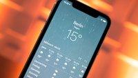 Sommerhitze und Starkregen: Diese App zeigt, wo das Wetter Deutschland spaltet
