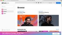 Apple Music lässt sich endlich auch im Browser streamen