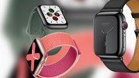 Apple Watch Series 5: Technische Daten, Preise, Nike- & Hermes-Version der Smartwatch