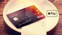 Kostenlose Kreditkarte für Apple Pay: Jetzt 20 Euro Startguthaben geschenkt