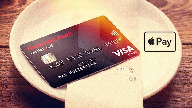 Kostenlose Kreditkarte für Apple Pay: Bezahlen mit dem iPhone jetzt ohne versteckte Gebühren