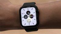 Apple Watch Series 5 im Hands-On: Wie macht sich die Smartwatch-Neuheit am Handgelenk?