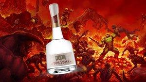DOOM bekommt einen offiziellen Knochen-Vodka