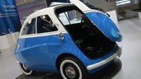 Knuffig: Dieses winzige Elektroauto fährt 200 km und hat Platz für zwei Personen