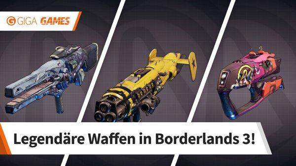 Borderlands 3 beste waffen