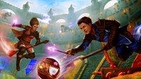 Wie Harry Potter: Broomstick League lässt die Besen brennen