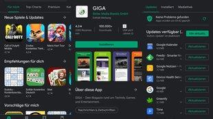 Google Play Neu Installieren