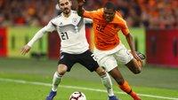 Fußball heute: Deutschland – Niederlande im Live-Stream und TV (EM-Qualifikation)