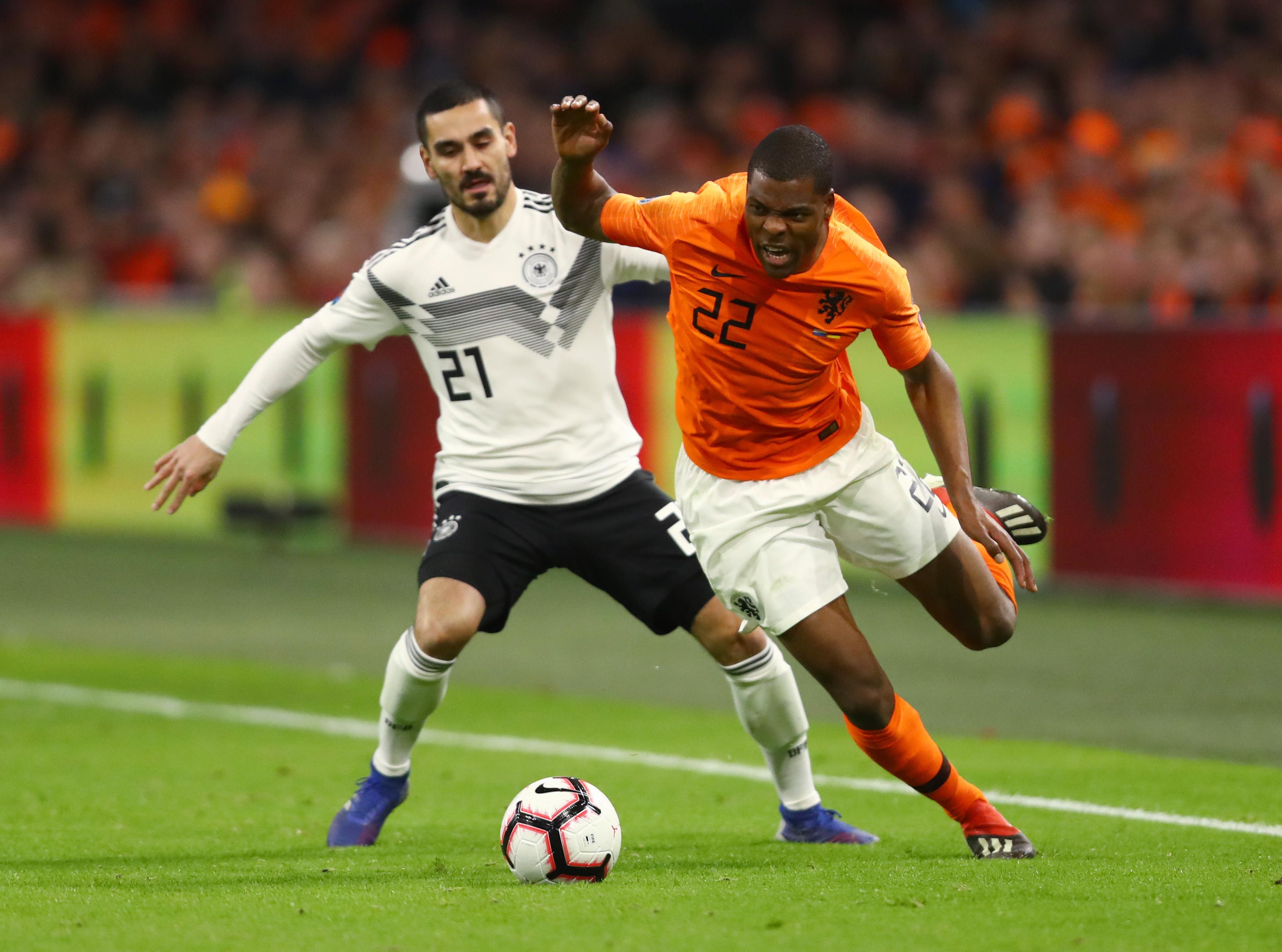 Fussball Heute Deutschland Niederlande Im Live Stream Und