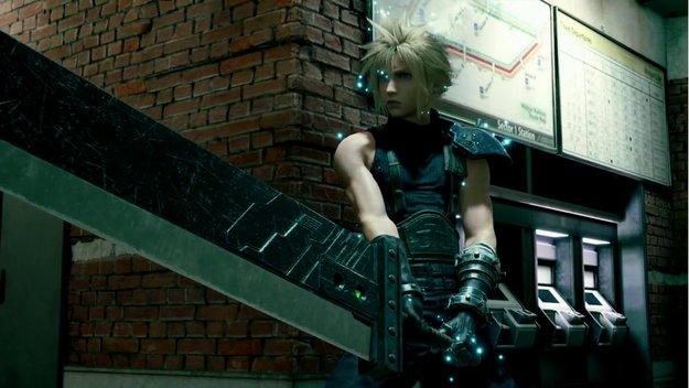 Final Fantasy 7 Remake: Durch einen klassischen Modus kannst du kämpfen wie im Original