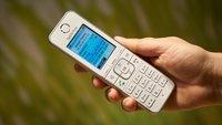 FritzBox-Telefon FritzFon C6 im Preisverfall: Straßenpreis pendelt sich ein