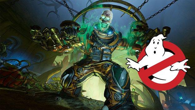 Borderlands 3: Beim Halloween-Event Bloody Harvest wirst du zum Geisterjäger