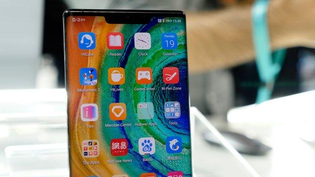 Huawei-Chef gesteht: Das ist das wirkliche Problem mit der Google-Lizenz
