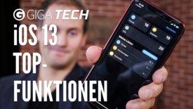 13 Funktionen von iOS 13 für iPhone
