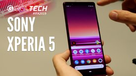 Sony Xperia 5 im Hands-On