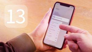 Versteckt & entdeckt: 13 Neuerungen von iOS 13 im Video