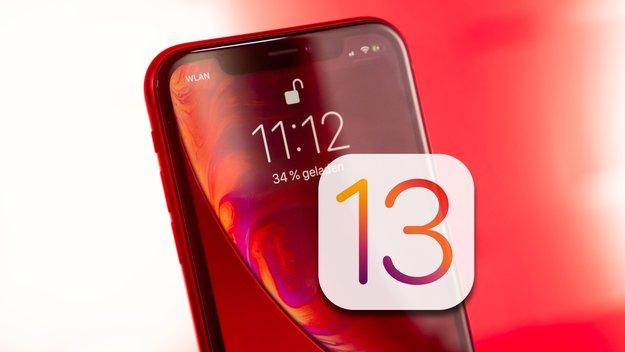 iOS 13 für iPhone: Das sollte man vor der Installation wissen