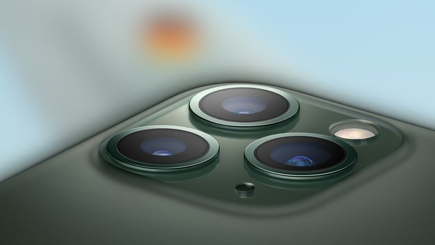 iPhone 11 Pro in Nachtgrün: Apple-Handy im Bundeswehr-Outfit – her damit!