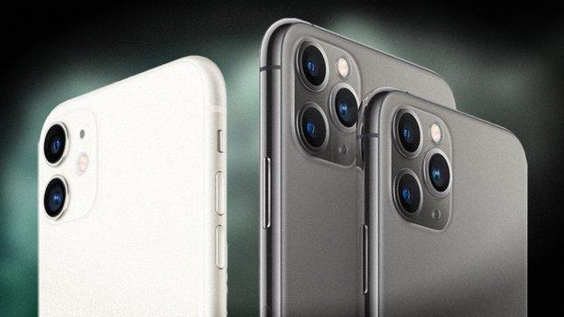 iPhone 11, Pro & Max jetzt vorbestellen: Angebote zum Apple-Handy mit und ohne Vertrag