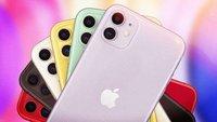 iPhone 11: Technische Daten des neuesten Apple-Handys