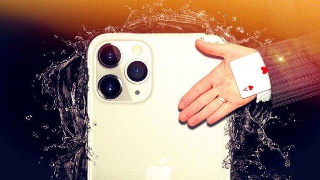 iPhone 11 Pro: Apples peinlicher Taschenspielertrick