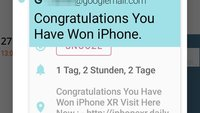 iPhone gewonnen: Spam im Google Kalender - so stellt man ihn ab